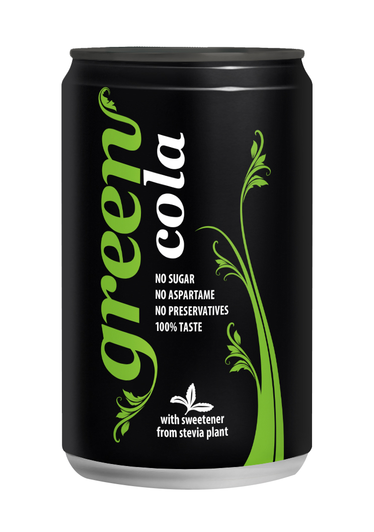 Green Cola - Can - 150ml